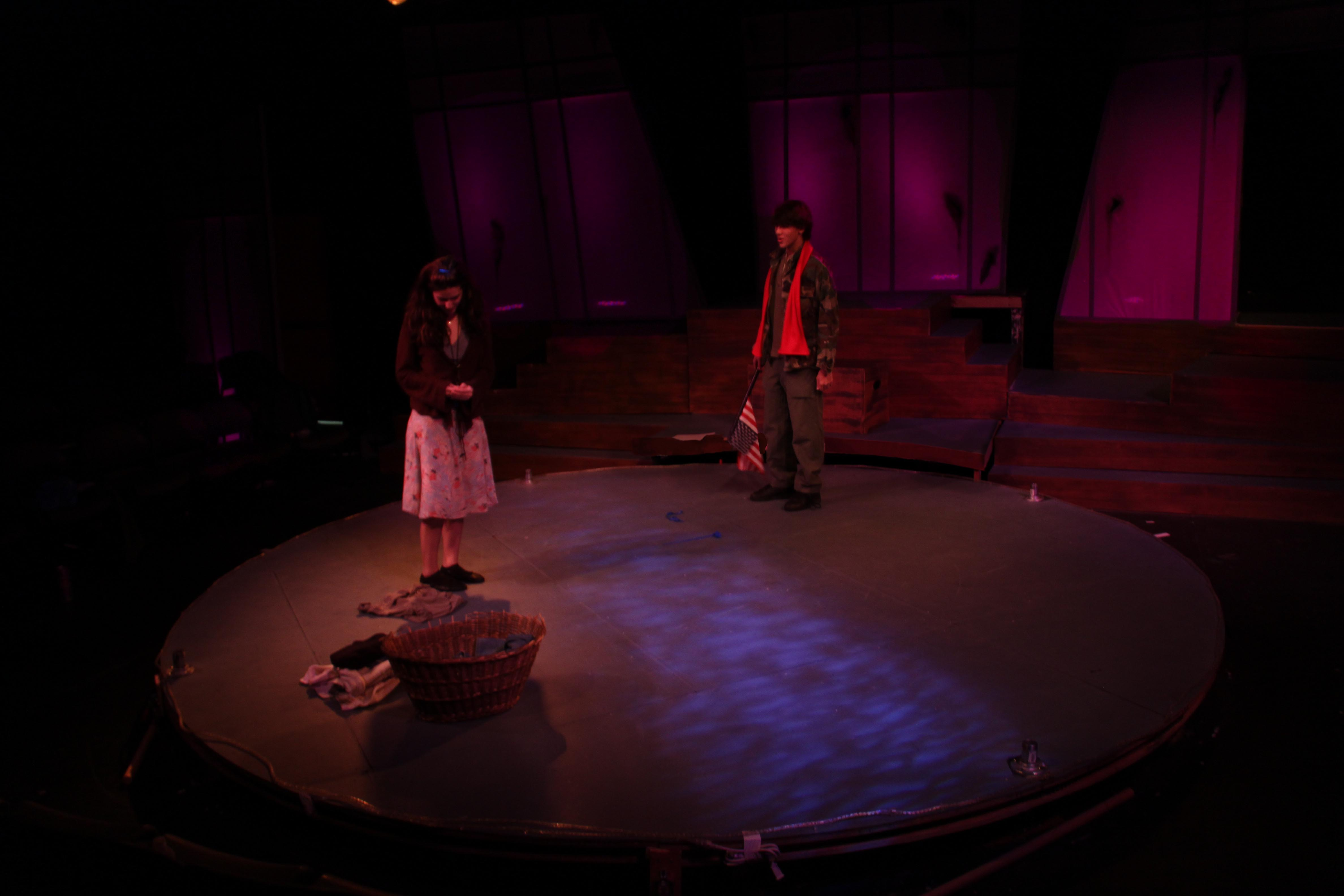 caucasion chalk circle The making of the caucasian chalk circle (2016) was filmed by the australian  chinese times the caucasian chalk circle by bertolt brecht.